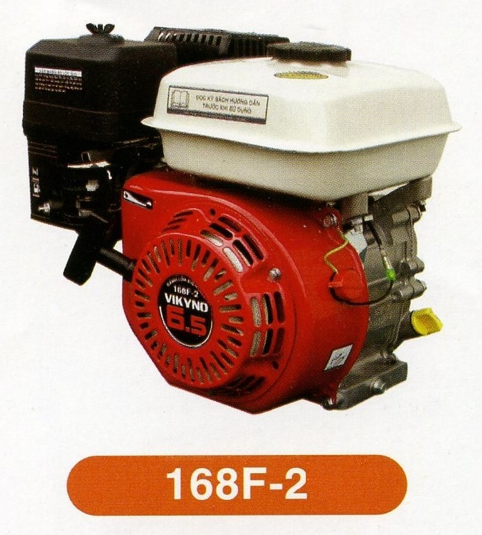 GASOLINE ENGINE 168F-2